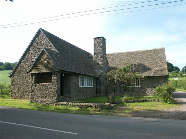 Itton Village Hall